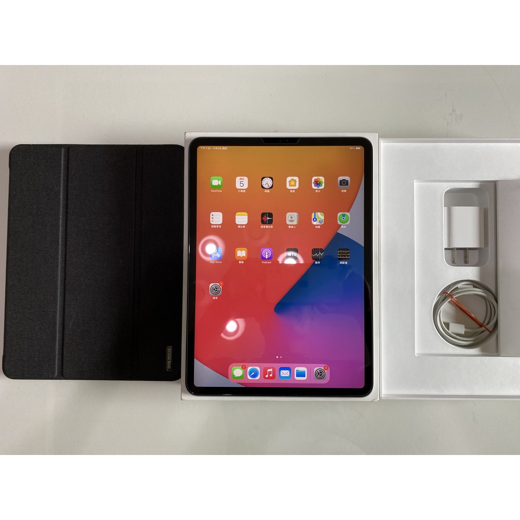 微笑通訊 iPad Pro 2018 三代 11吋 64G WiFi 機況外觀優 中古 二手 空機 可舊機折抵 3rd