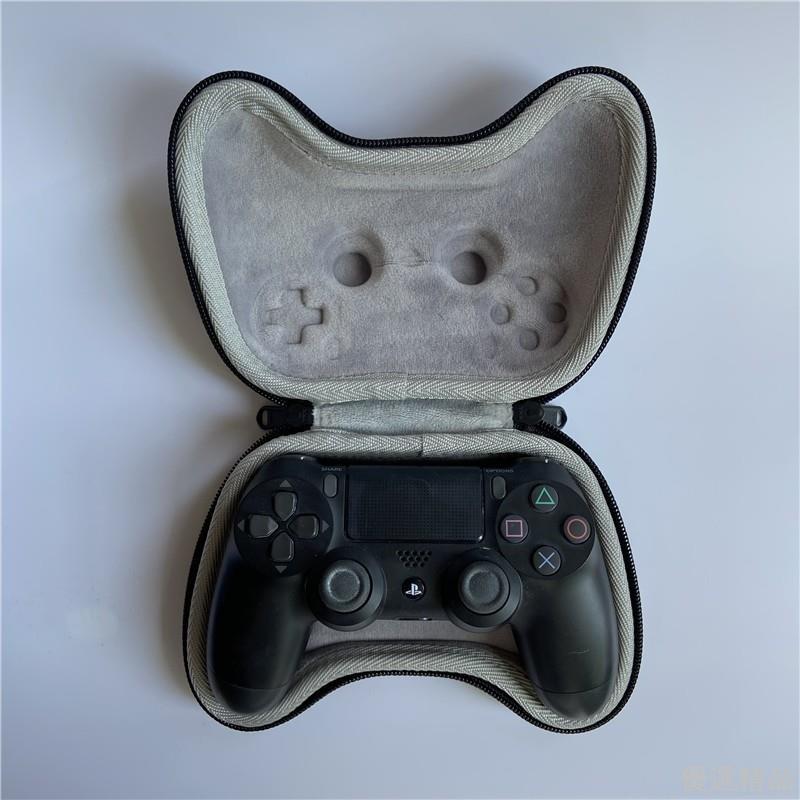 數碼收納包 適用Sony索尼PS4 /PS5 Pro /Slim游戲機手柄收納保護硬殼包袋套盒耳機包 鍵盤包#好物優選