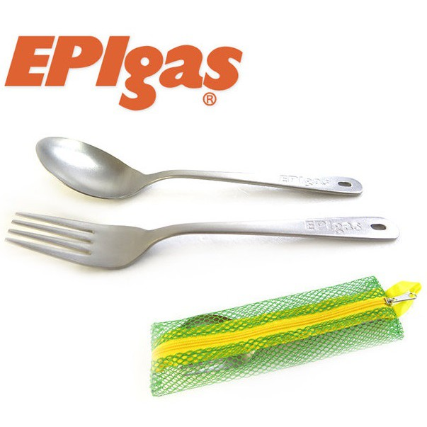 EPIgas 鈦餐具組合ⅡT-8402