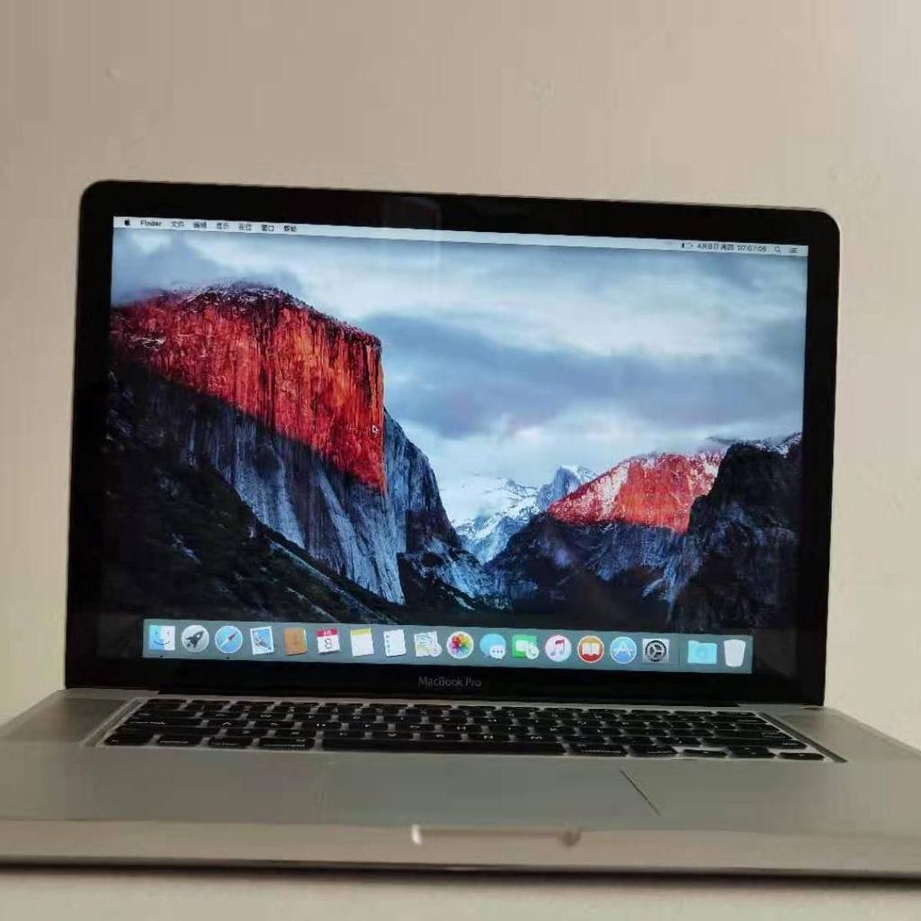 ✕❂現貨免運 二手13寸15寸蘋果筆記本電腦 Mac Book Pro獨立游戲辦公學生i7 i5