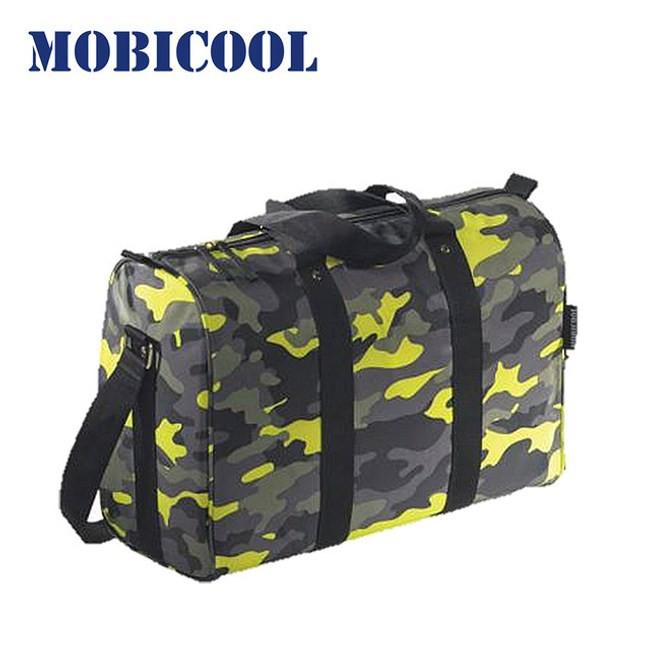 MOBICOOL ICON Ⅱ 10 保冷袋 迷彩黃