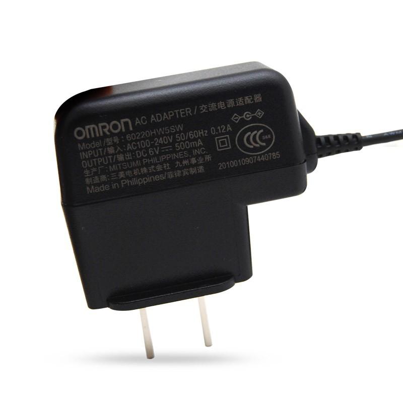 ♀∏ﺴ原廠歐姆龍專用血壓計變壓器 OMRON電子血壓計配件(適用電壓110V)