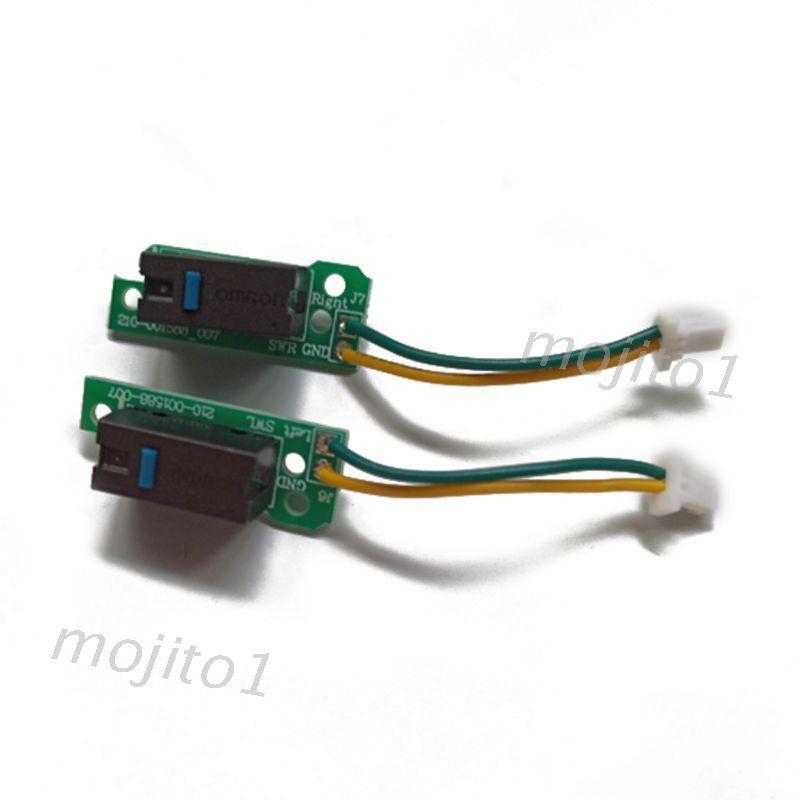 Mojito  維修零件Logitech G900 G903鼠標按鈕板電纜的鼠標微動開關
