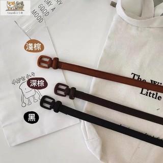 ❀toyoGirl服裝❀爆款新品❀小方頭🔜3色/ 簡約扣頭細皮帶❀8835 臺中市
