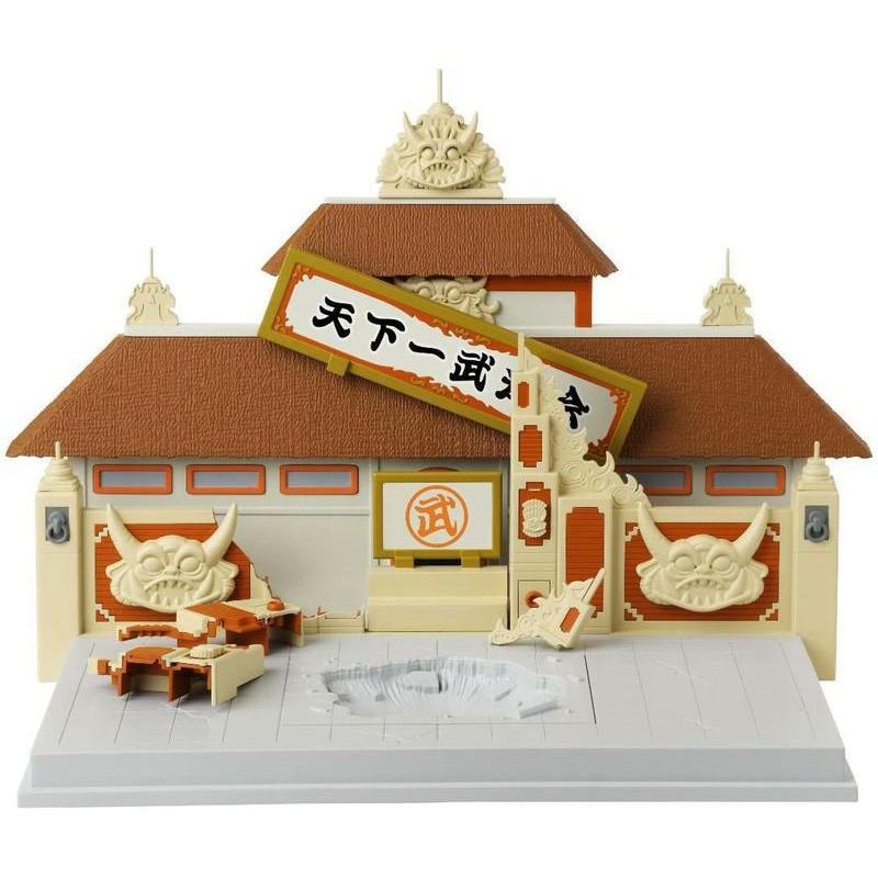 【小妻玩玩具】現貨 代理 萬代 七龍珠 場景 天下一武道會 再版 公仔 場景組 不含公仔