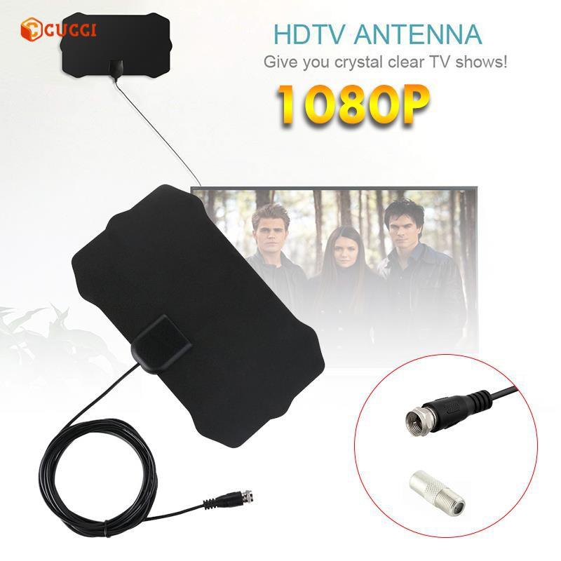 50英里範圍數字4K電視HDTV天線50英里範圍數字電視HDTV天線信號50英里範圍數字電視HD 4K HDTV天線接收