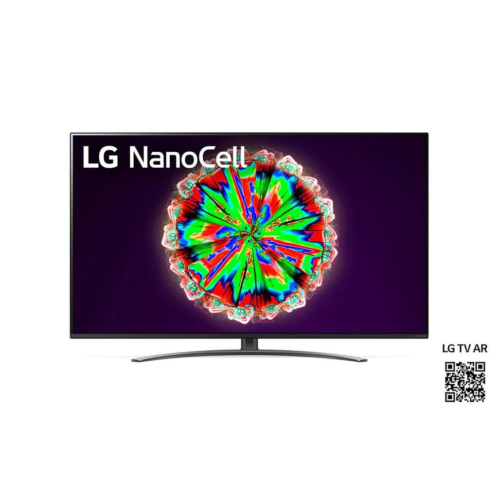 LG 55型 一奈米 AI語音物聯網 液晶4K智慧電視 55NANO81WNA