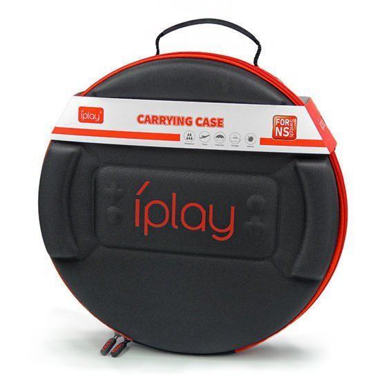 [新品未開封二手價] SWITCH IPLAY健身環收納包 可放健身環 原廠底座 硬殼包 保護包 健身環大冒險 外出包