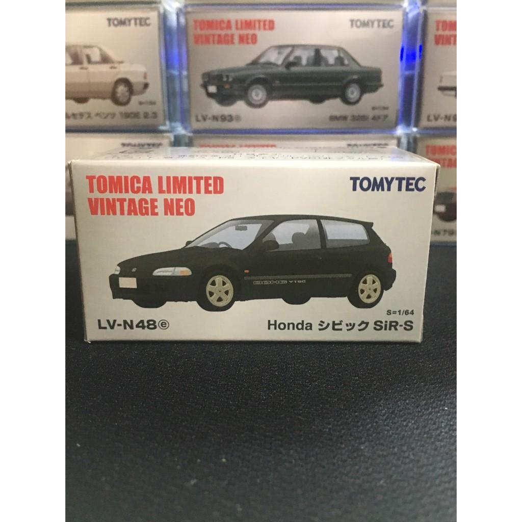 TOMICA TOMYTEC LV-N48e HONDA civic eg6