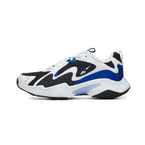 REEBOK ROYAL TURBO IMPULS 老爹鞋 復古 慢跑 Eh3464 白色 藍黑色
