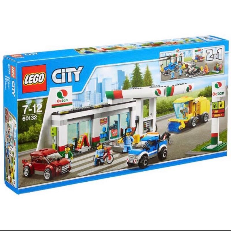 Lego 60132 城市系列 加油維修站⛽️
