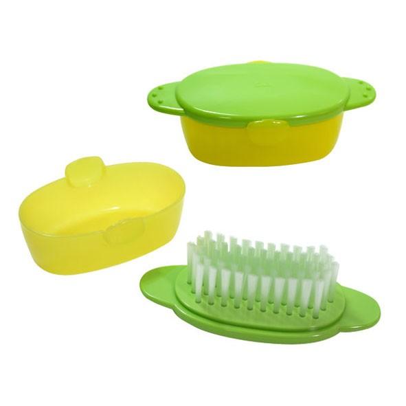 KAI 貝印 卡哇依盒裝軟毛髮梳