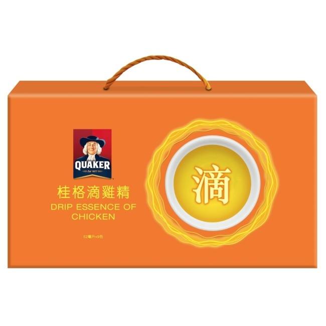桂格 滴雞精9包/盒