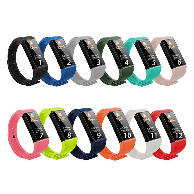 小米手環4C 錶帶 腕帶 比原廠好扣 替換錶帶 4C 替換腕帶 炫彩腕帶 錶帶