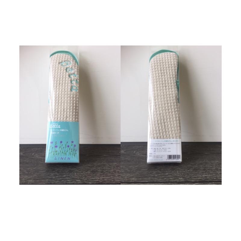 日本Betta 奶瓶專用保溫袋 氣質白
