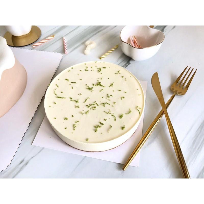 【 檸檬乳酪蛋糕】 6吋 ⛔️勿直接下標