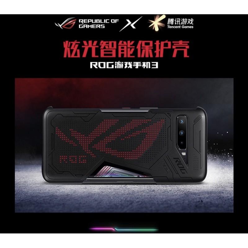 ROG3  Rog Phone 3 Aero保護殼 酷冷風扇 30w快充 雙控手柄 遊戲控制器Kunai Gamepad