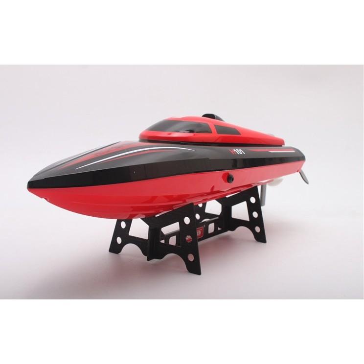 光影動漫 最新款 高速遙控船 快艇H101 水冷 自動翻正