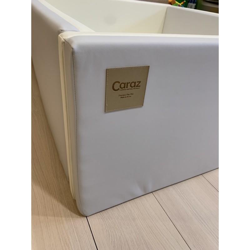 Caraz 韓國寶寶遊戲城堡圍欄 - 溫暖灰白