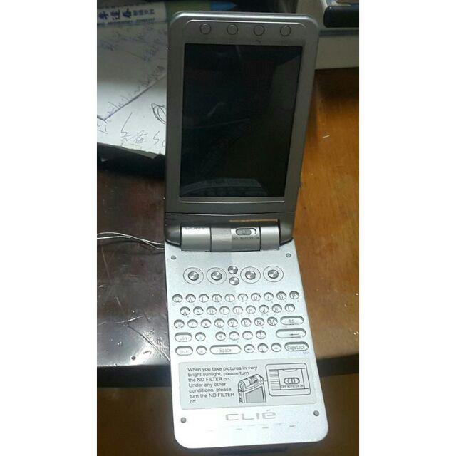 Sony -- PEG-NX80V PDA單主機 /收藏研究品