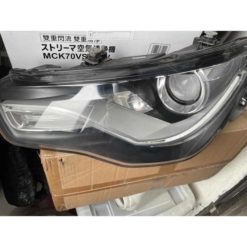 Audi A1 大燈