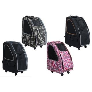 百嬌客-五合一拉桿背包 多色可選 可折疊 便於放置 輕巧耐用 犬貓適用『WANG』 新北市