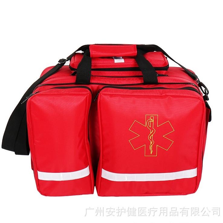 醫療急救包 廠家直銷大號出診包  多分格好分類大收納包  防潑水戶外大急包 尼龍救護包/救護車應急包  救護車急救包