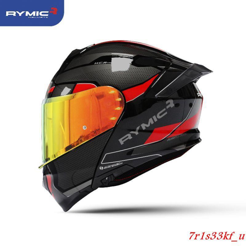 限時免運 全罩式安全帽 可樂帽 RYMIC R935 可拆洗 耳機槽 安全帽 雙鏡片