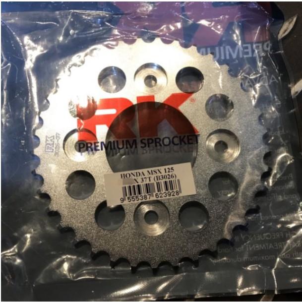 【XN】RK420齒盤 前齒盤/後齒盤 高碳鋼 HONDA MSX125/GROM125可用