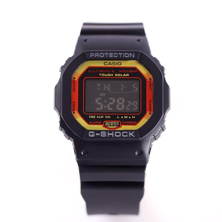 正版卡西歐Porter×G-SHOCK手錶男戶外運動限量電子日版GM-5600EY-1JR