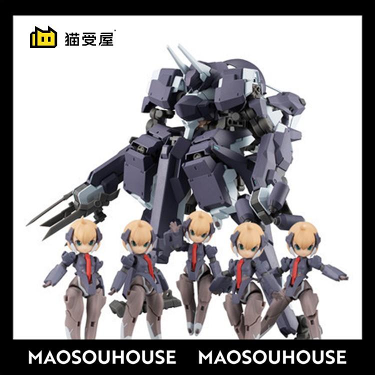 MegaHouse 桌面軍隊 F-666d Varka系列 可動手辦 手辦 模型 擺件 公仔人偶 動漫 禮物