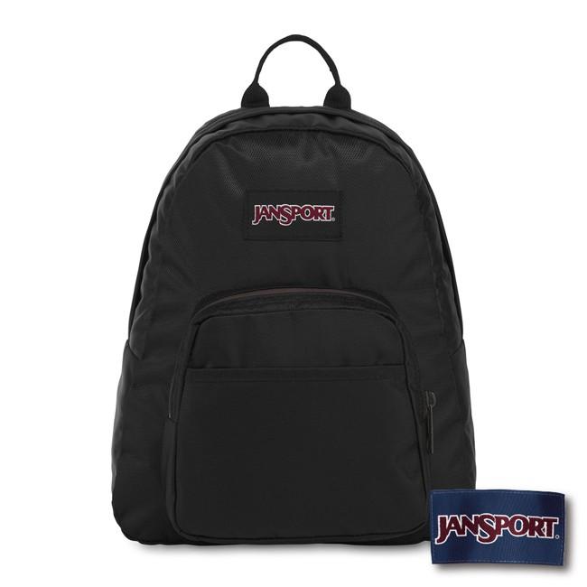 【JANSPORT】HALF PINT FX 系列後背包 -俏皮黑(JS-43908)