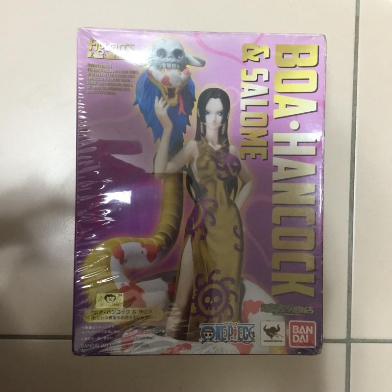 奢華 海賊王 日版 全新 現貨 金證 蛇姬女帝黃金衣