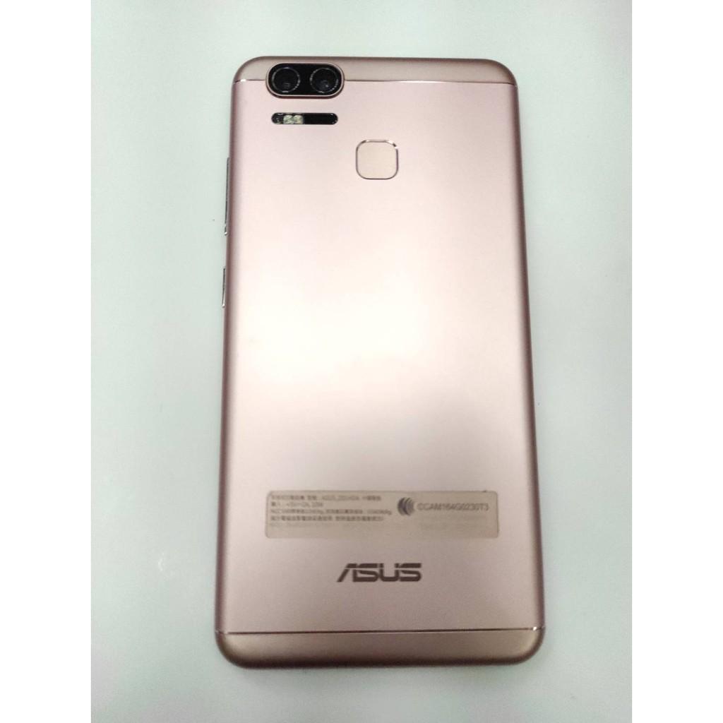 ASUS ZenFone3 Zoom ZE553KL (Z01HDA) 4G雙卡雙待 1200萬 5.5吋 64G二手機