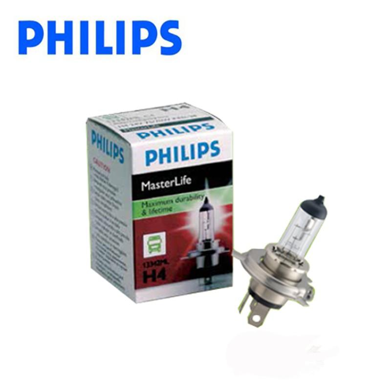 PHILIPS 大車長壽型車燈(H1/H4/H7/PY2)