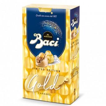 【預購】義大利 BACI 限量焦糖榛果巧克力松露 150g