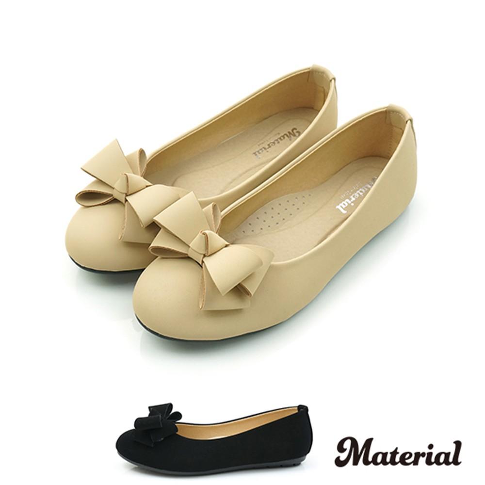 包鞋 立體蝴蝶結包鞋 T51016