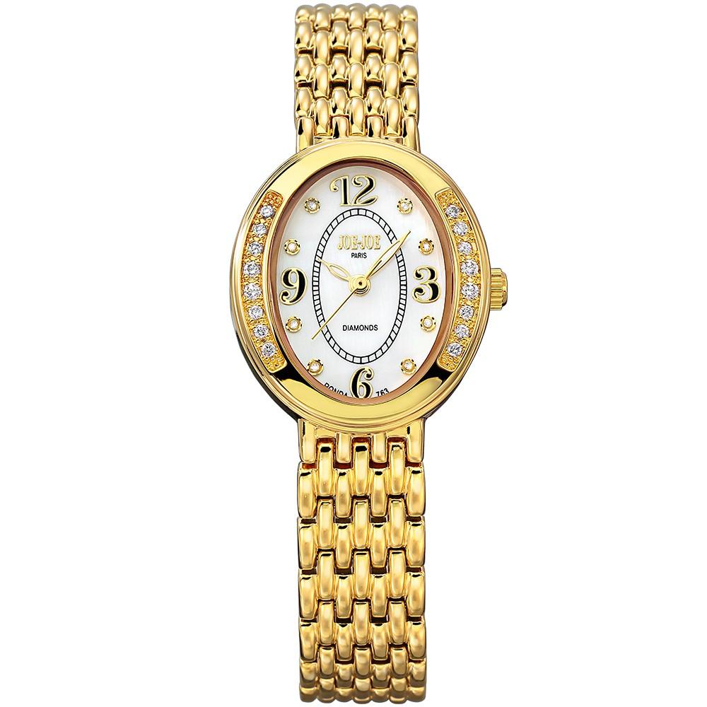 【JOE-JOE】宮廷派對腕錶(金-27mm)