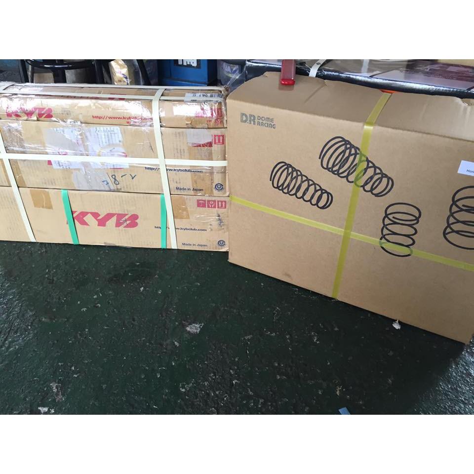 『整備區』日本 KYB NEW SR 藍筒避震器 / TOYOTA WISH 專用 (04-09) 藍桶