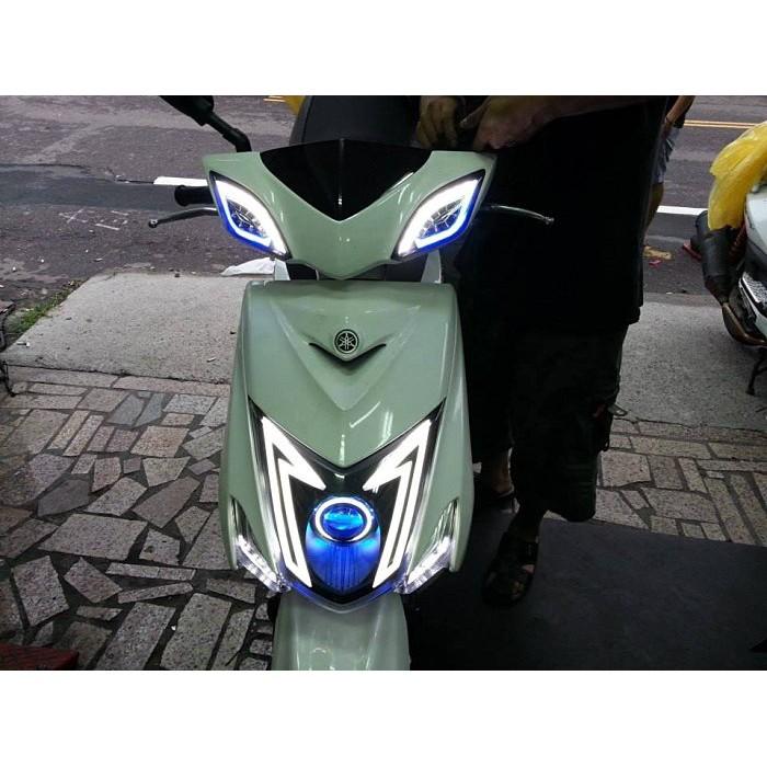 【『柏』利多銷】三代勁戰尾燈 三代勁戰BMW尾燈 三代尾燈 勁戰尾燈 導光尾燈