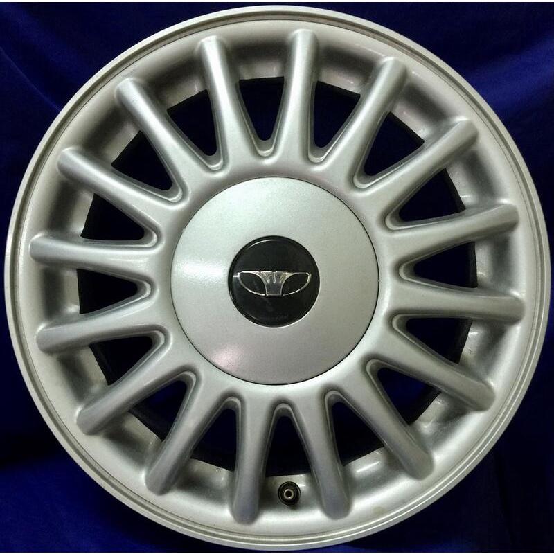 全新 15吋鋁圈 5孔114.3 【益和輪胎】