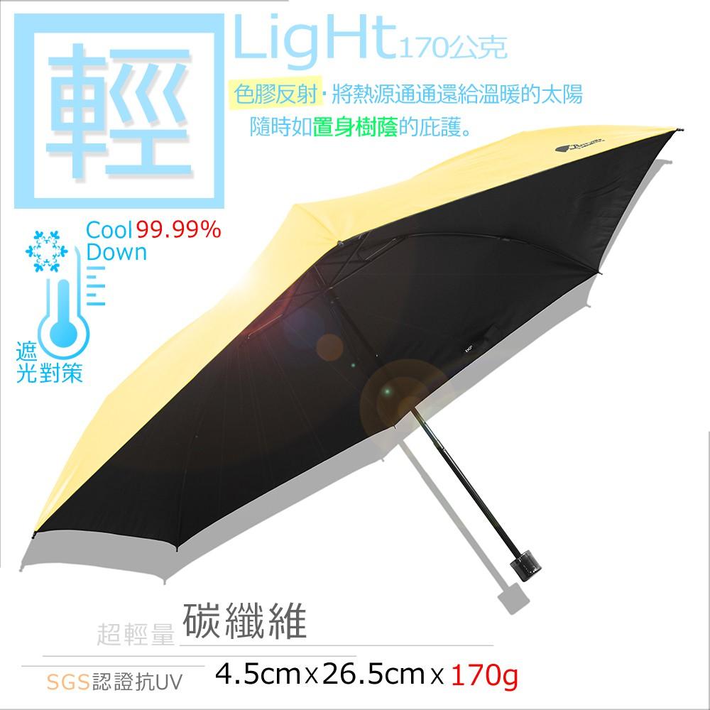 【傘市多】極輕量/加大款-UV晴雨傘-La Bravo / 大傘洋傘遮陽傘折疊傘抗UV傘防風傘非長傘黑膠傘自動傘反向傘