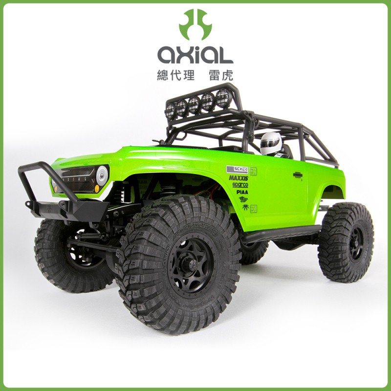AXIAL SCX10™ Deadbolt™ 1/10th 4WD - RTR AX90044 攀岩車