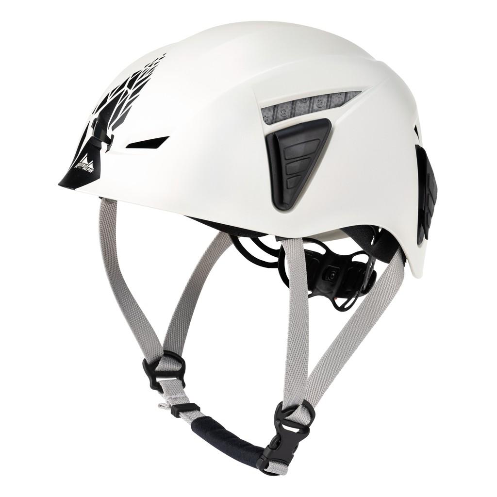 奧地利 AUSTRIALPIN SHELL.DON PARK hard shell helmet 安全岩盔(白色)
