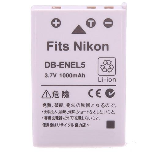 Kamera 鋰電池 for Nikon EN-EL5 (DB-ENEL5)