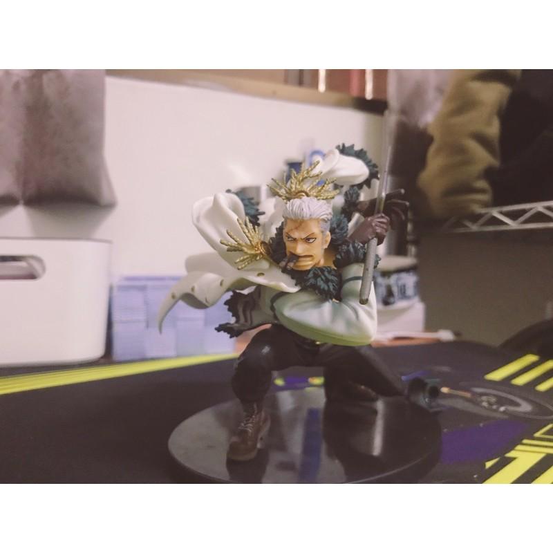 海賊王 斯摩格 煙男 造型王 頂上決戰6 無盒 代理 公仔 景品  非索隆 香吉士 艾斯 凱多 白鬍子 稀有金證 代理版