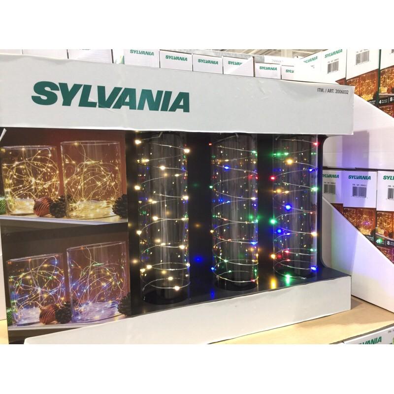 costco好市多代購-萬聖節聖誕節裝飾彩色燈銅絲燈