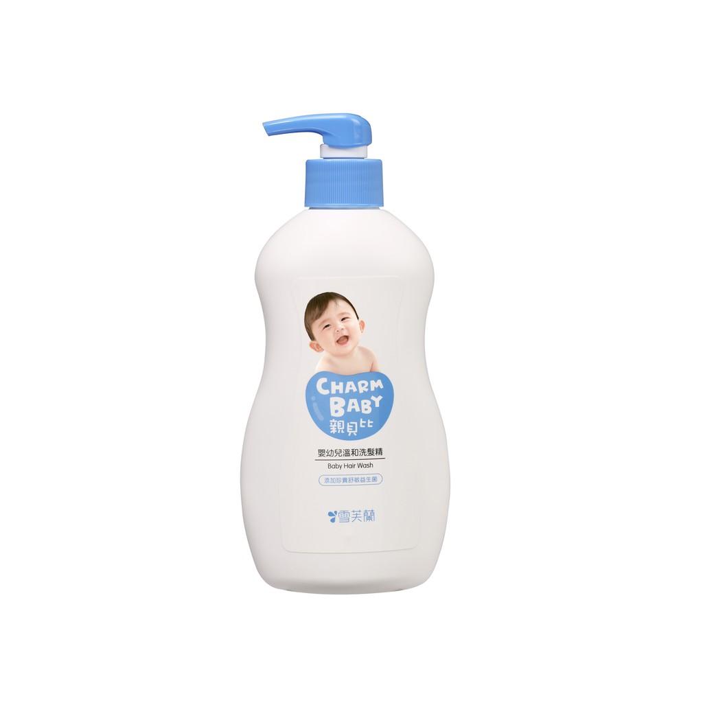 雪芙蘭親貝比嬰幼兒溫和洗髮精400ML 好評熱銷中