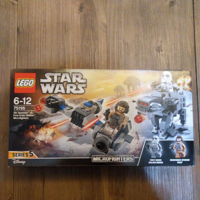 LEGO樂高75195星際大戰