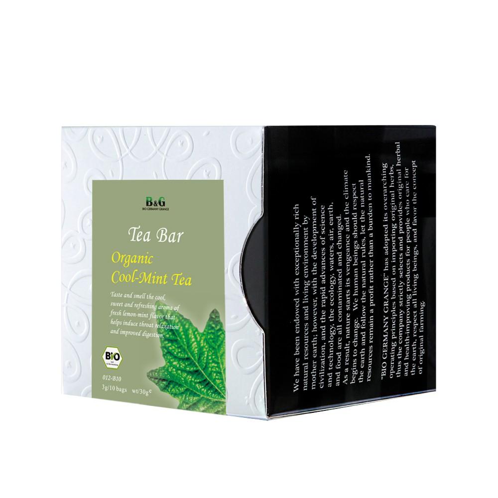 B&G德國農莊 Tea Bar 冷薄荷花茶-茶包盒(10包入)